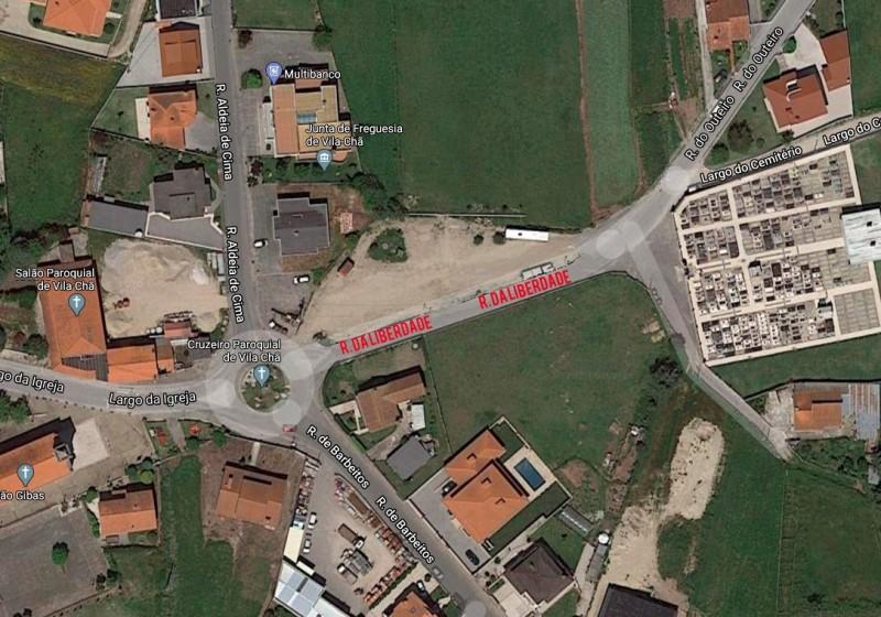 Município de Esposende concretiza requalificação da zona central de Vila Chã