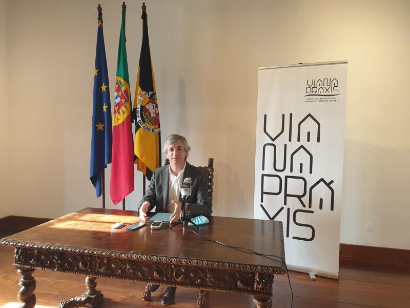 Viana Práxis premeia reabilitação urbana
