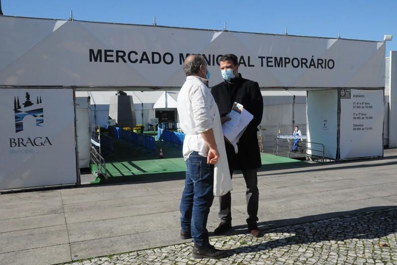 PS critica aumento de rendas no Mercado Municipal de Braga