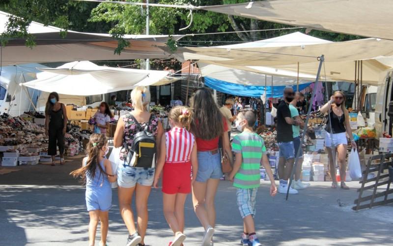 Câmara Municipal da Póvoa de Lanhoso mantém realização da feira semanal