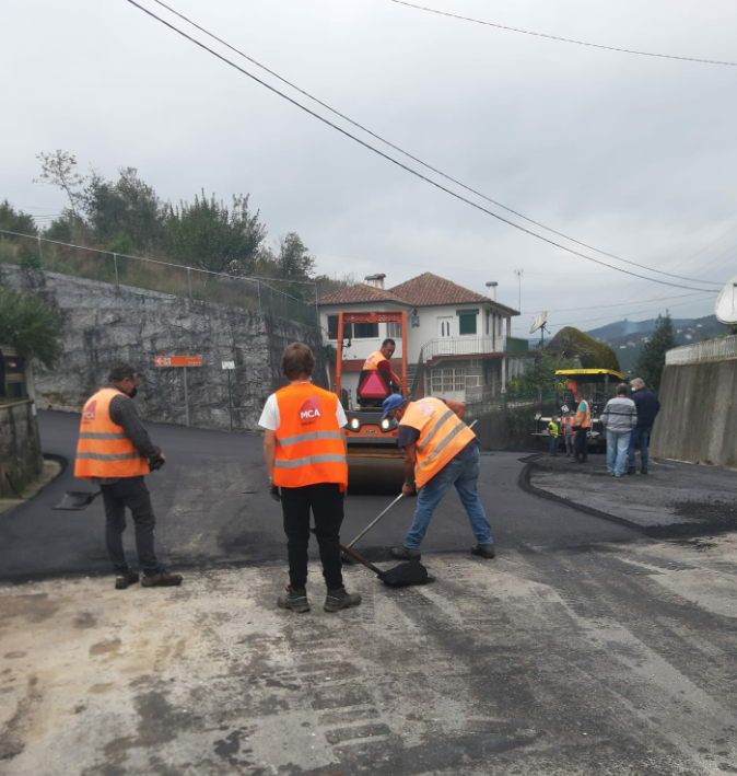 Câmara Municipal da Póvoa de Lanhoso requalifica Centro Cívico de Esperança
