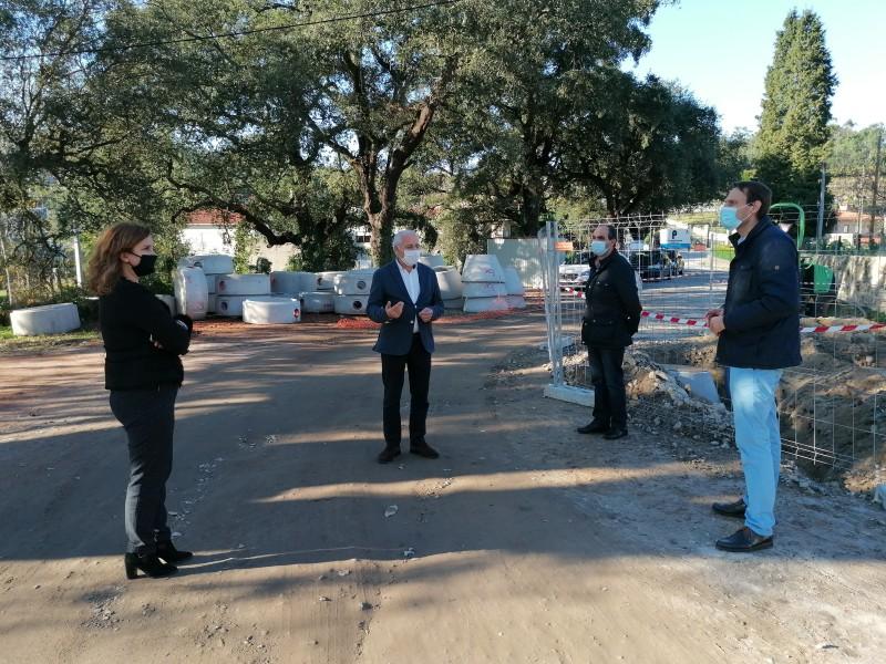 Vila Verde: Reconversão de vias custa 3,5 milhões de euros