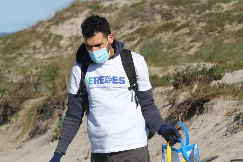Esposende: Projeto E-Redes combate lixo marinho em terra e no mar