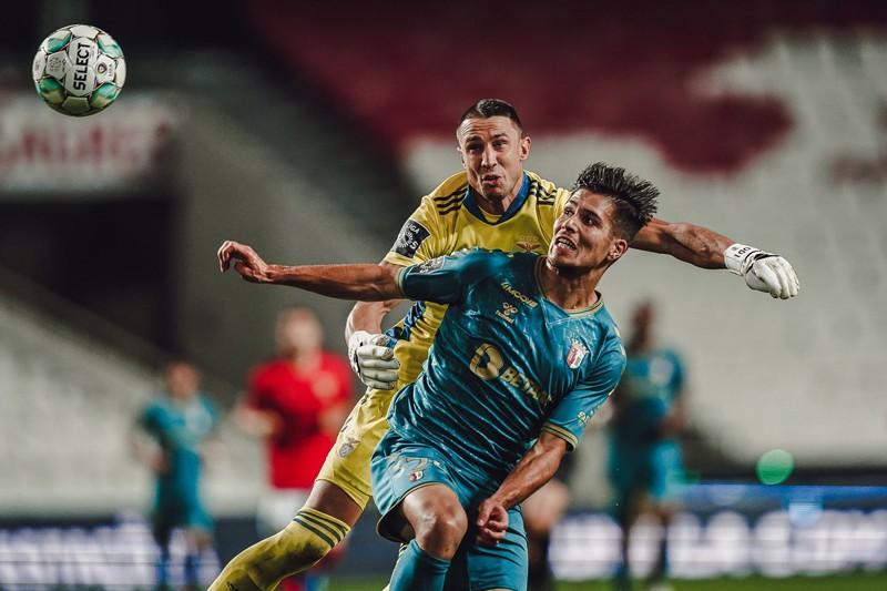 """Francisco Moura: """"É sempre bom ajudar a equipa, que era o mais importante"""""""