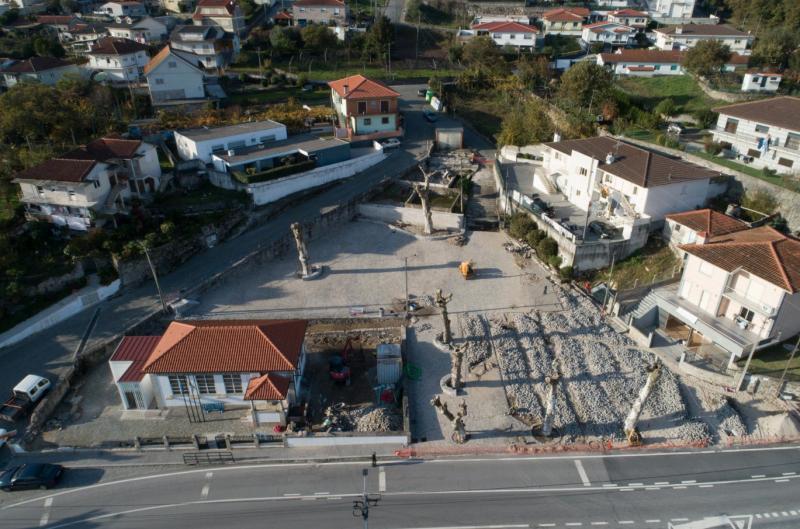 Câmara Municipal da Póvoa de Lanhoso requalifica Centro Cívico de Santo Emilião