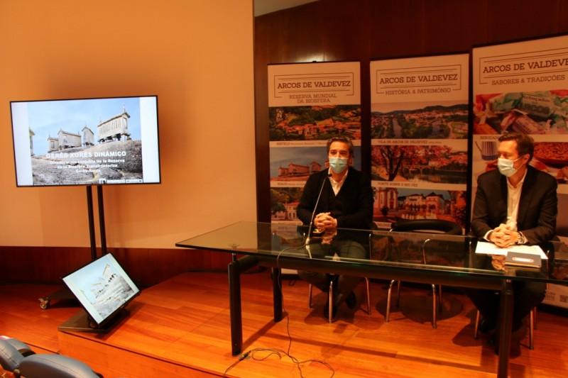 Arcos de Valdevez acolheu encerramento do projeto Gerês Xurés Dinámico