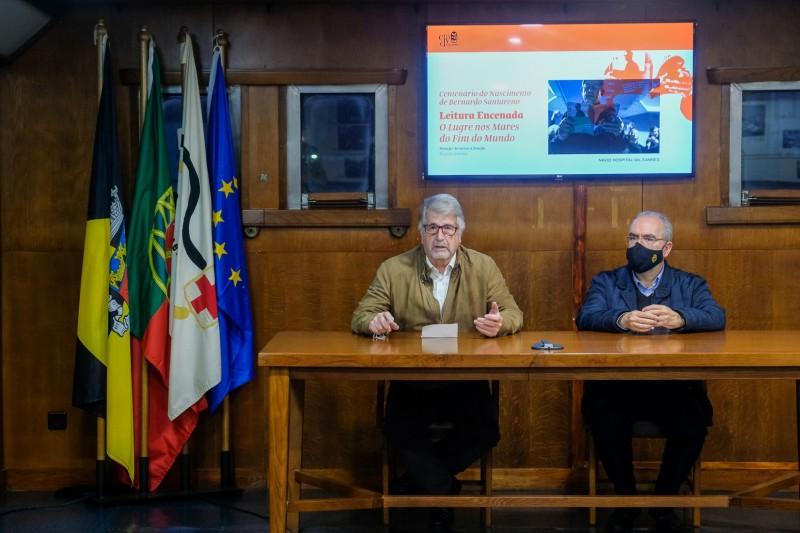 Câmara assinalou centenário do nascimento de Bernardo Santareno