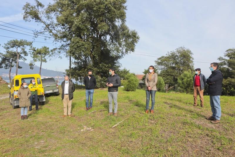 Caminha enriquece Mata do Camarido com plantação de várias árvores