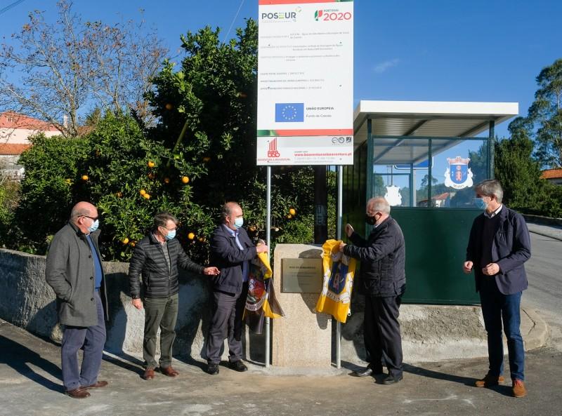 Viana do Castelo: Inaugurada ampliação da rede de drenagem de águas residuais em Mujães