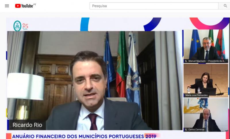 Ricardo Rio critica Estado Central pela falta de apoio na resposta à pandemia