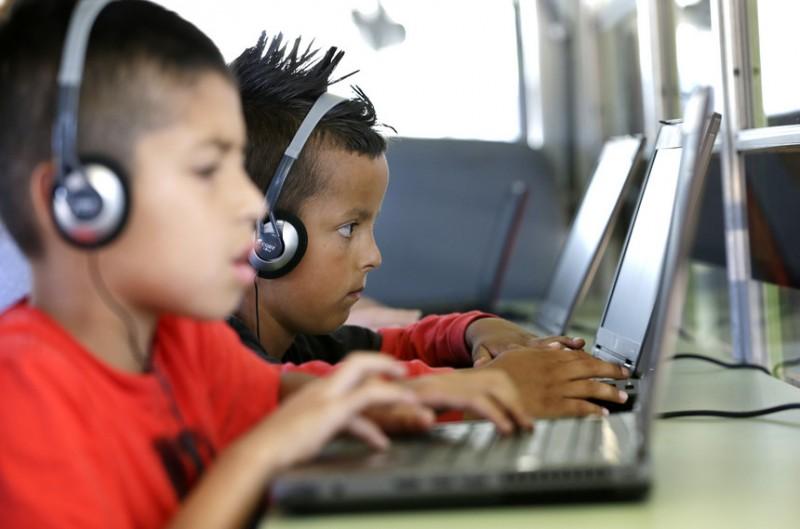 Crianças e jovens do Bairro das Andorinhas ganham 'Sala de Apoio ao Estudo'