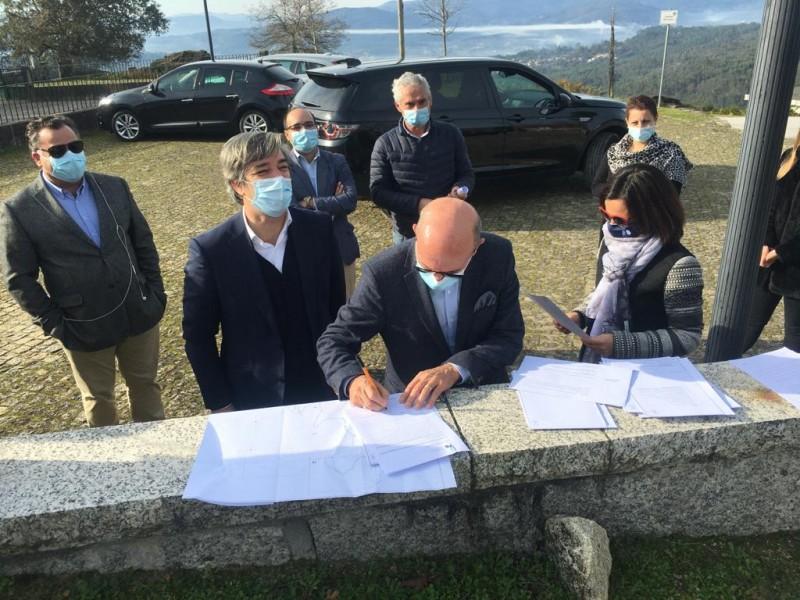 Arcos de Valdevez investe cerca de 1,4 M€ naAmpliação da Rede de Abastecimento