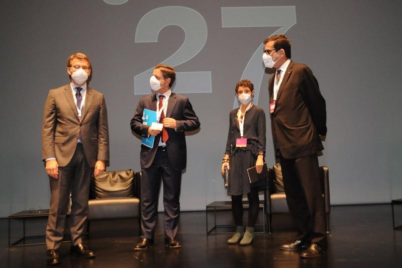 Braga de portas abertas a parcerias para a Capital Europeia da Cultura 2027