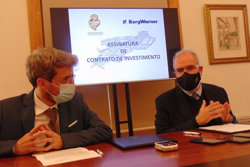 Empresa multinacional investe sete milhões de euros em Lanheses