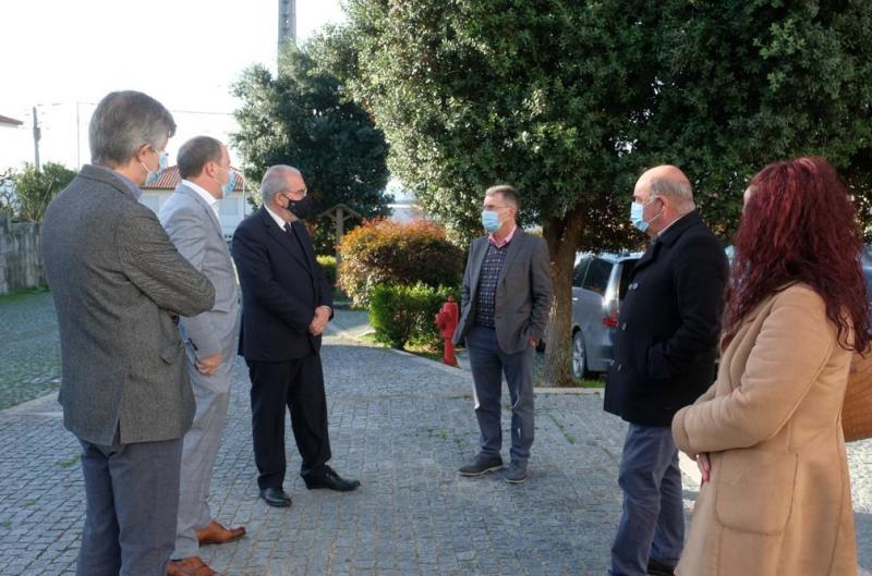 Investimento de 668 mil euros no alargamento da rede de saneamento em Castelo do Neiva beneficia 258 fogos