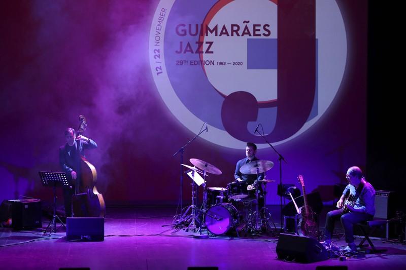 Criatividade e talento no palco do Guimarães Jazz