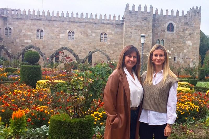 'Quintal de Flor' é projecto de jovem empreendedora inspirado na casa do avô
