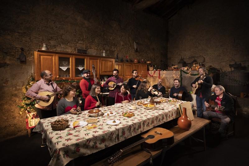 'Origem Tradicional' lança álbum 'Natal Tradicional'