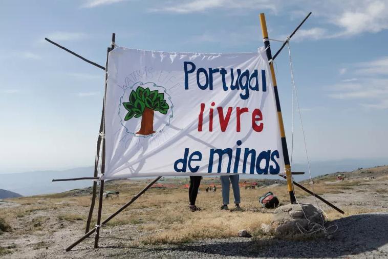 Contestado parecer positivo da Câmara de Montalegre à mina de volfrâmio na Borralha