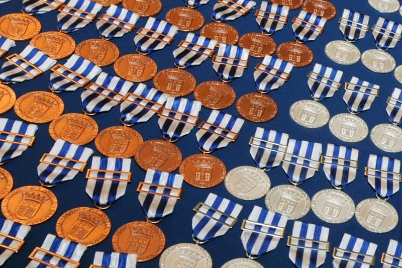 Correio do Minho agraciado com medalha municipal de Grau Ouro