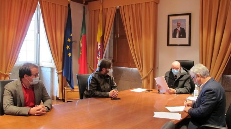 Protocolo de Apoio Financeiro entre o Município de Ponte de Lima e Quatro IPSS do Concelho, no valor de 637.000€