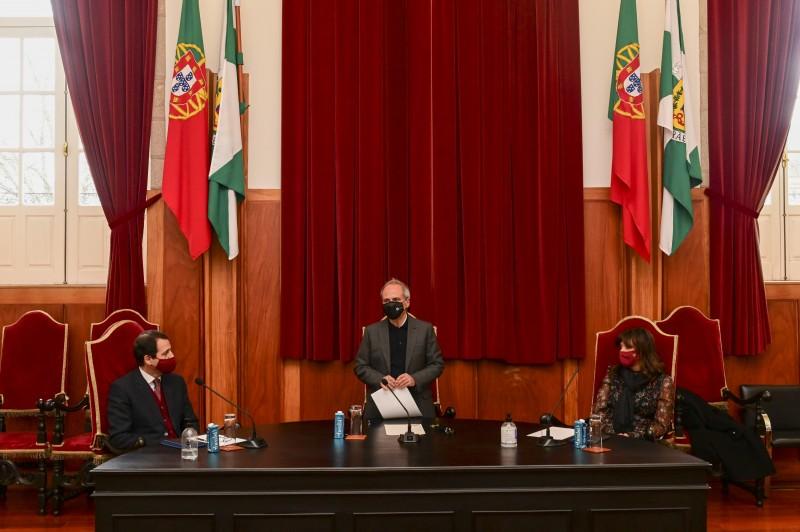 Câmara cede espaço para sede da Delegação de Guimarães da Ordem de Advogados