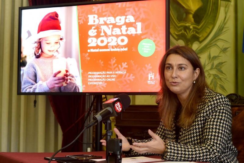 """""""Braga é Natal  e o Natal somos todos nós"""""""