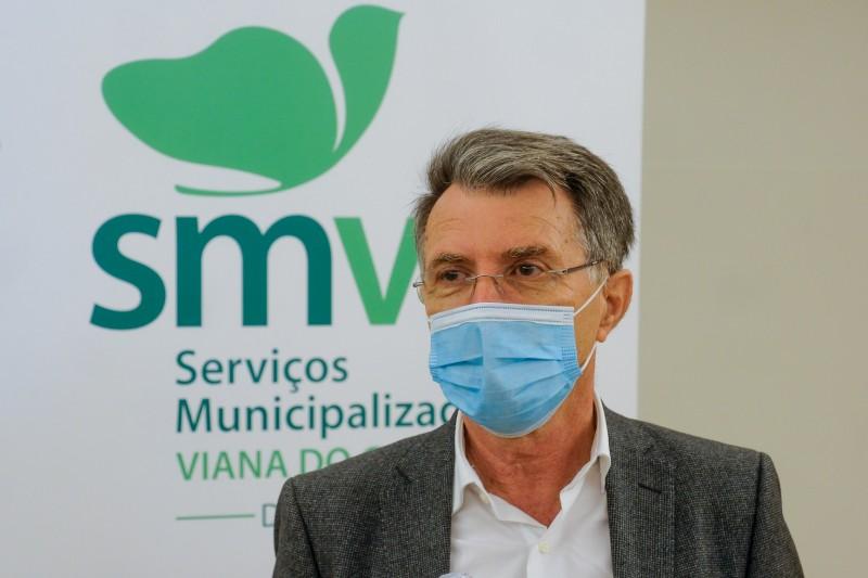 Serviços Municipalizados de Viana mantêm tarifas dos resíduos sólidos urbanos em 2021