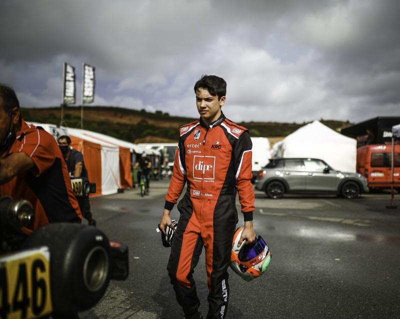 """Luís Alves: """"O meu sonho é chegar à Fórmula 1"""""""