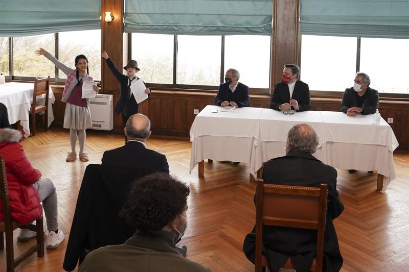 'A Costa de Santa Marinha' é marca na história da freguesia