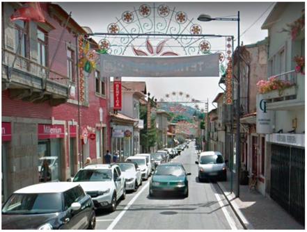 Vizela: Obra de requalificação da rua Dr. Abílio Torres arranca no próximo ano