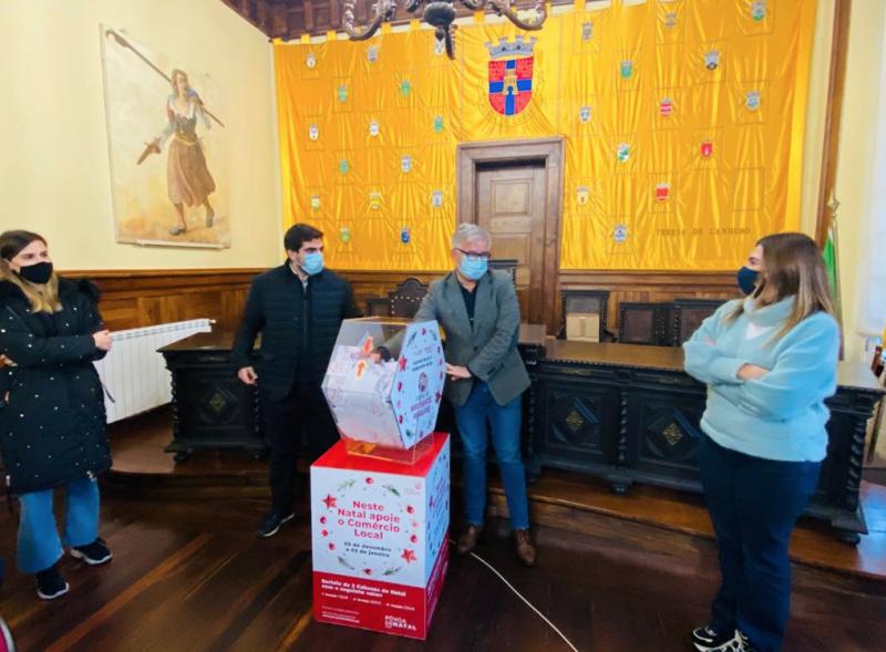 """""""Póvoa de Natal"""" – Campanha de apoio ao Comércio Local atribui 1500 euros em prémios"""