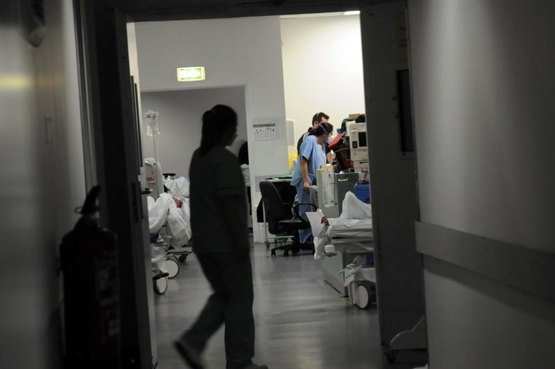 Afluência intensa às urgências do Hospital de Braga provoca aumento de camas para doentes não Covid