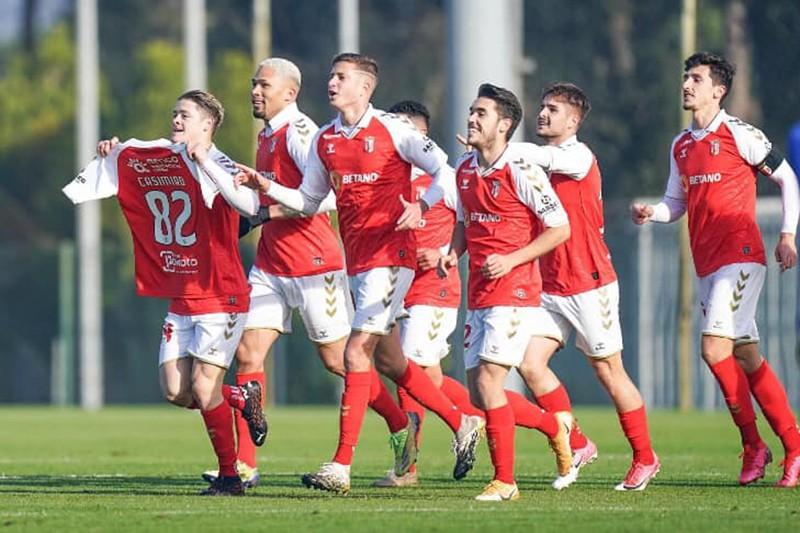 SC Braga B isolado em primeiro visita Vimioso 'lanterna vermelha'