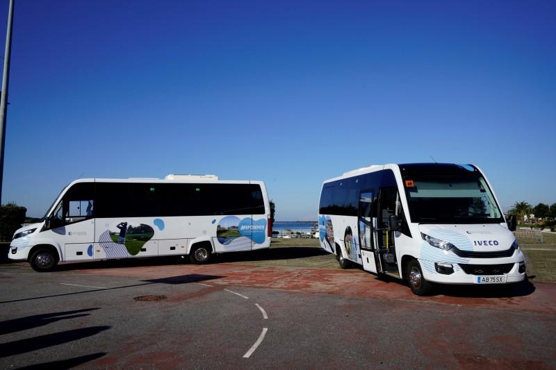 Município de Esposende investe na renovação da frota de autocarros