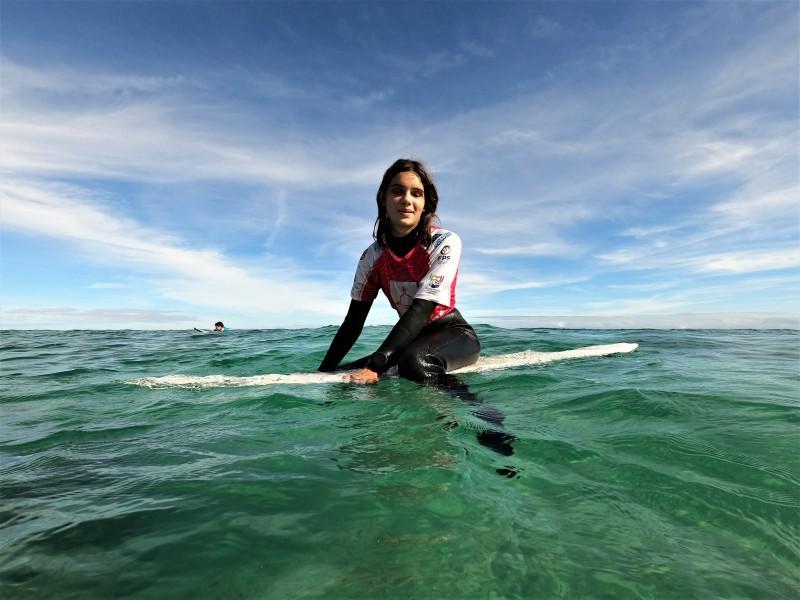 Para Surfing do SC de Viana fez estágio em Fuerteventura