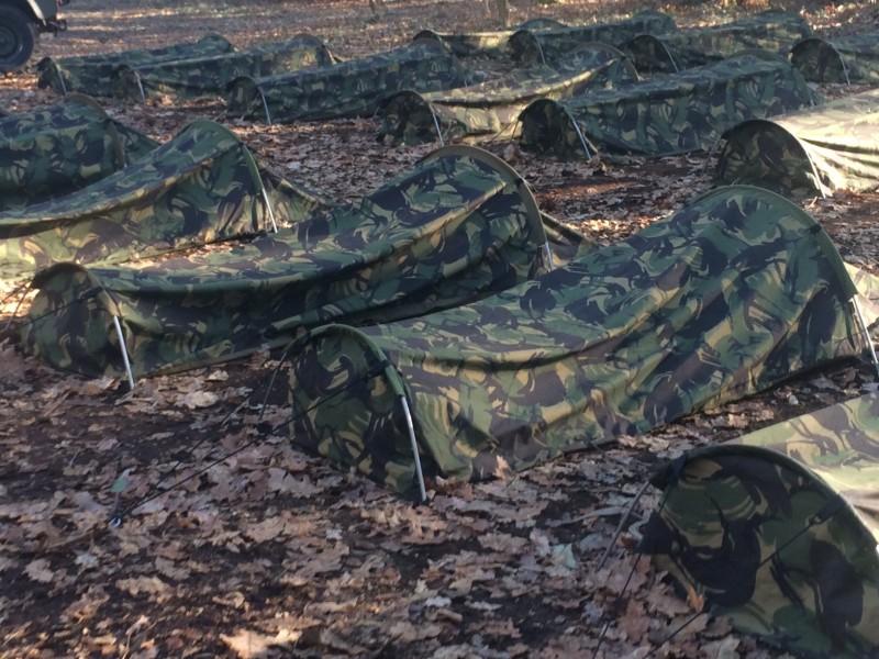 Sobreposta é cenário de batalha para formação de praças do RC6