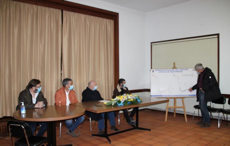 Ponte de Lima investe perto de meio milhão na requalificação do Centro Cívico de Estorãos