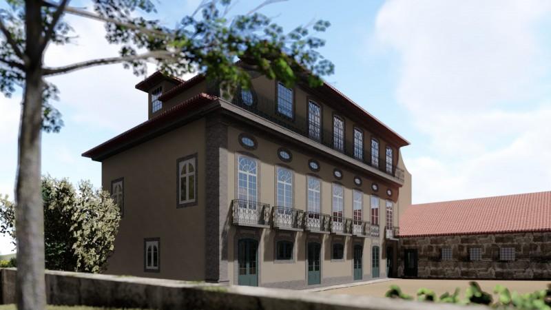 Escola-hotel do IPCA projectada com critérios de sustentabilidade