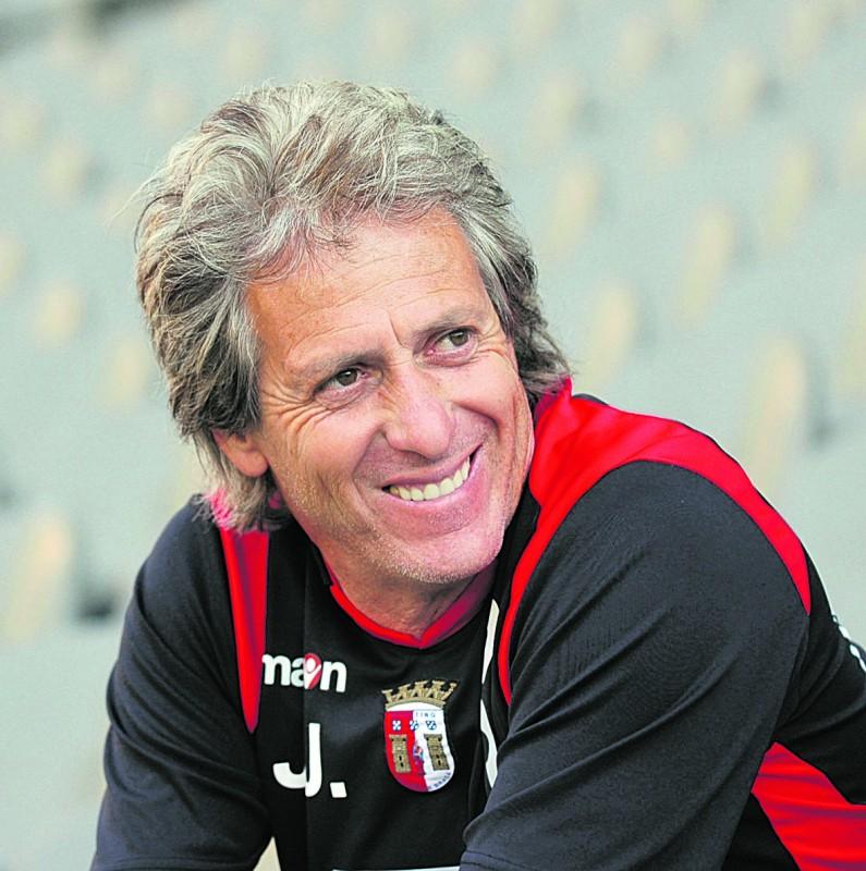 Jorge Jesus recordou a conquista da Taça Intertoto