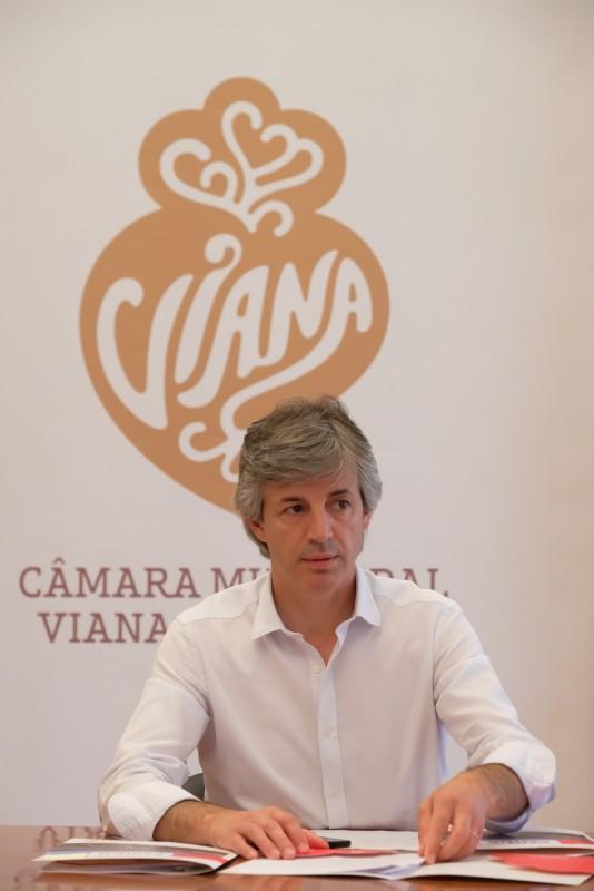 Município de Viana do Castelo investe 550 mil euros em medidas de apoio à economia no âmbito da COVID-19