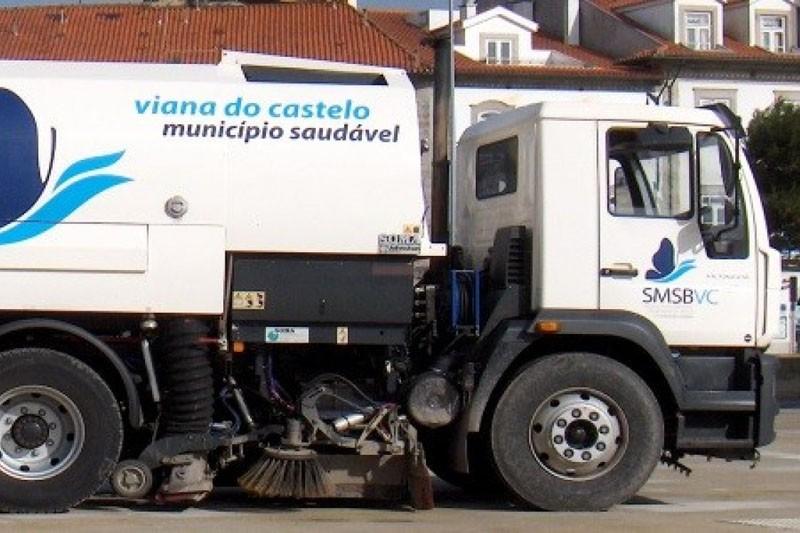 Câmara Municipal de Viana do Castelo transfere 725 mil euros para limpeza urbana