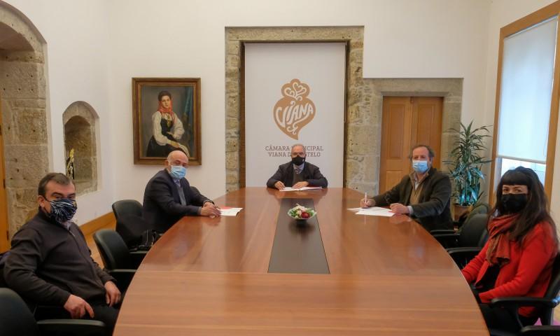Viana do Castelo firma protocolo de cooperação para projeto de investigação científica dedicado ao Garrano
