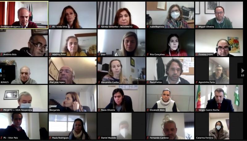 Reforço do apoio das Comissões Sociais Interfreguesias para respostas aos problemas sociais em Guimarães