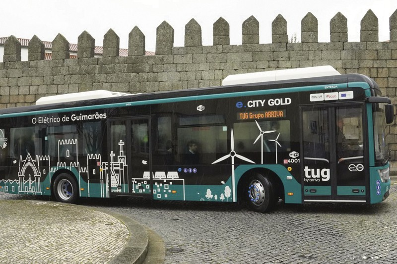 Câmara compensa transportes urbanos (TUG) com 450 mil euros