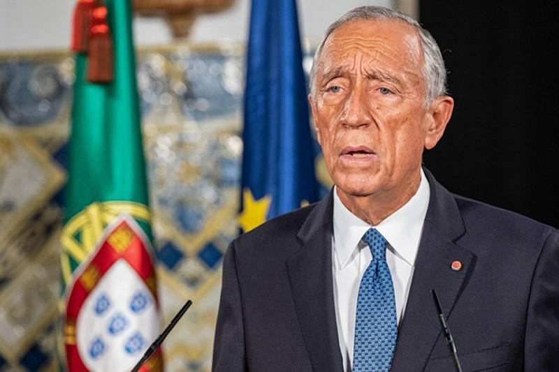 """Marcelo Rebelo de Sousa: """"A pandemia é a minha e a nossa primeira missão"""""""