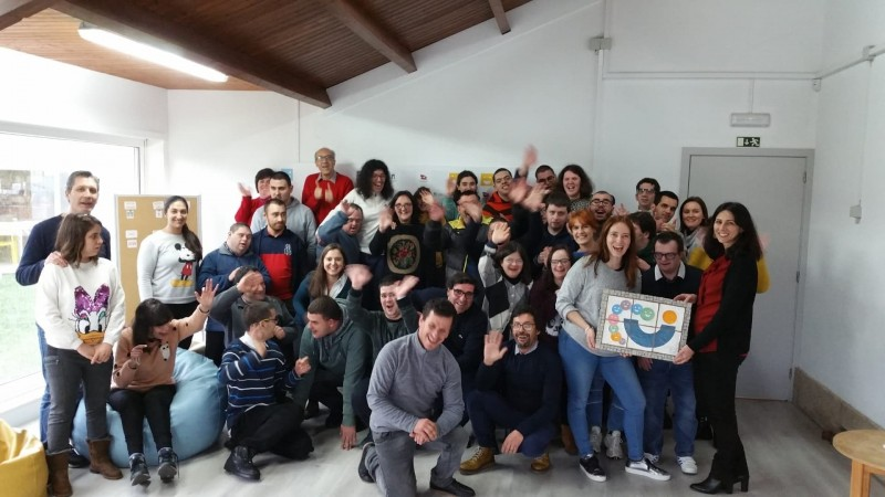 CERCI: Décimo aniversário celebrado  com uma actividade por mês