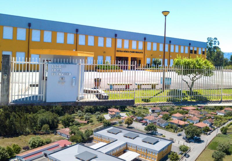 Centro Escolar Padre Himalaya é Escola de Acolhimento