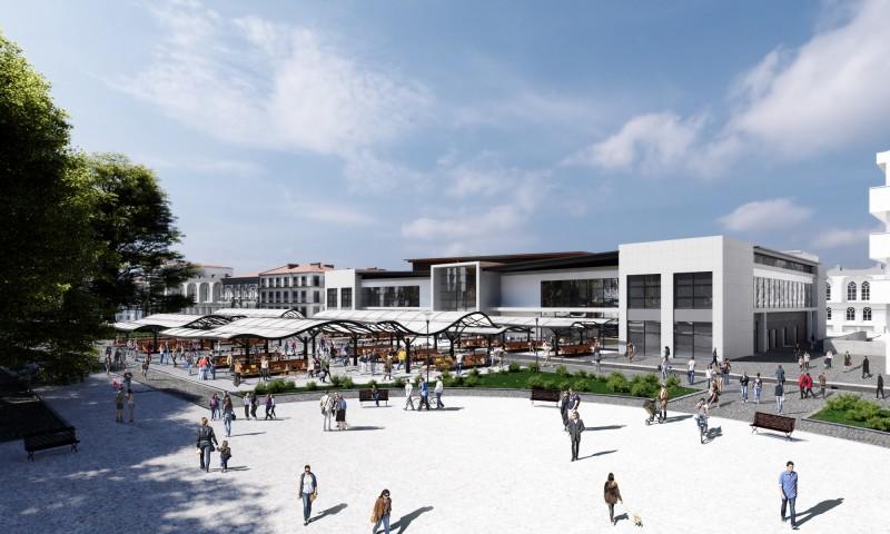 Viana do Castelo apresentou novo mercado municipal