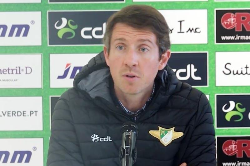 """Vasco Seabra: """"Temos que estar no nosso melhor"""""""